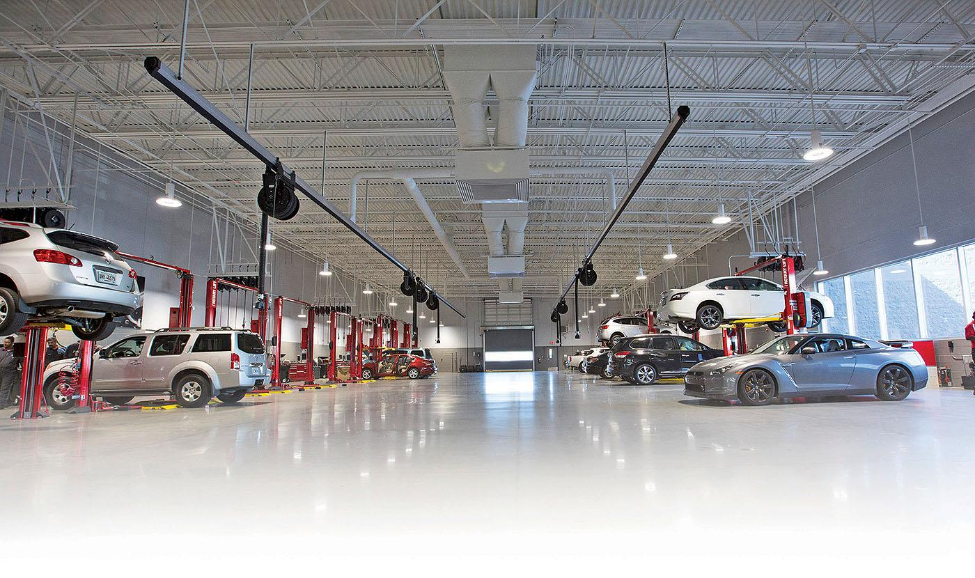Nissan Atlanta Shop