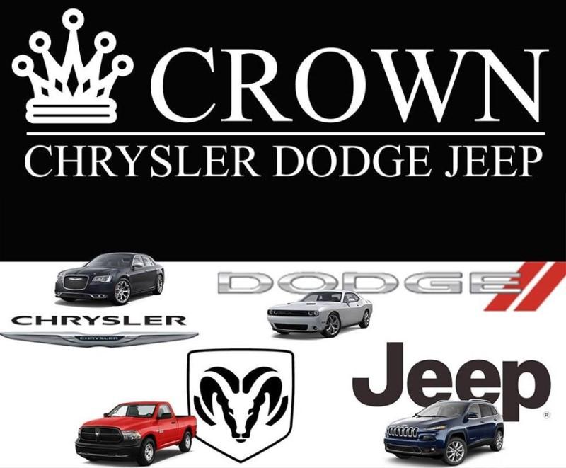 Crown CDJR Greensboro Logo